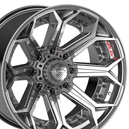 22 Inch Tires >> Amazon Com Partsynergy Replacement For Aluminum Alloy Wheel