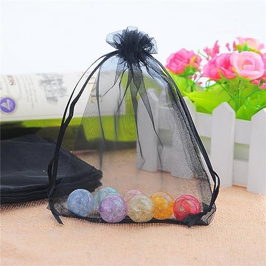 Amazon.com: 13 cm x16 cm bolsas de regalo joyería bolsas de ...