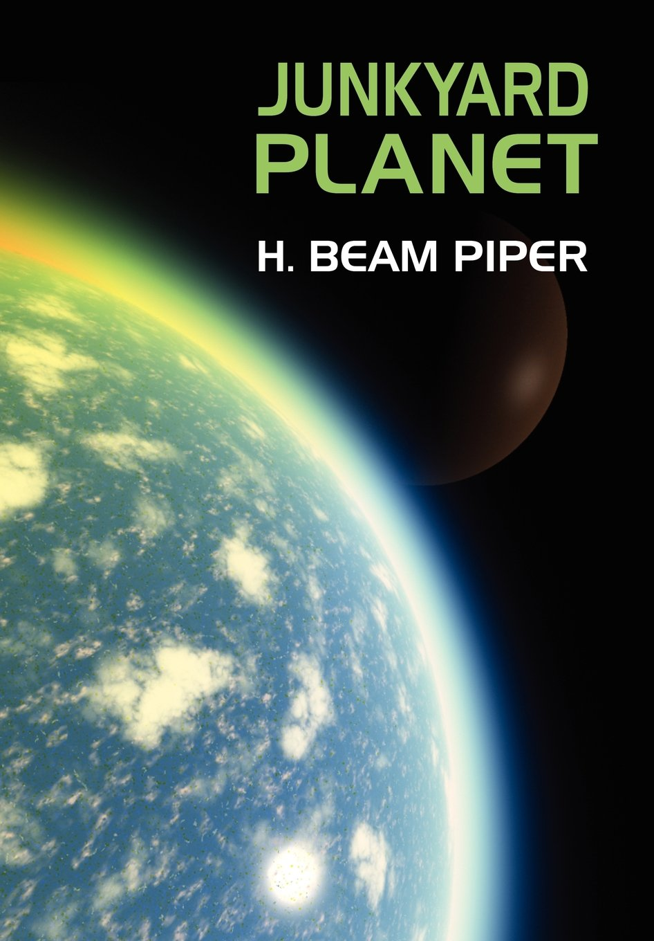 Image - Junkyard Planet by H. Beam Piper