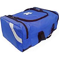 Ever Ready First Aid Large EMT First Responder Trauma Bag - Navy Blue