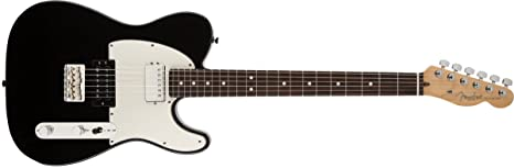 Fender 0113400700 American Standard Telecaster HH - Guitarra eléctrica para diapasón (madera de palisandro,