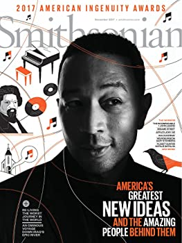 1-Year Smithsonian Magazine Subscription
