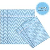 Laundry Bags, Wash Bags (6-Pack)Billion Emperor Mesh Laundry Wash Bags Clothes Laundry Special Washing Bags.