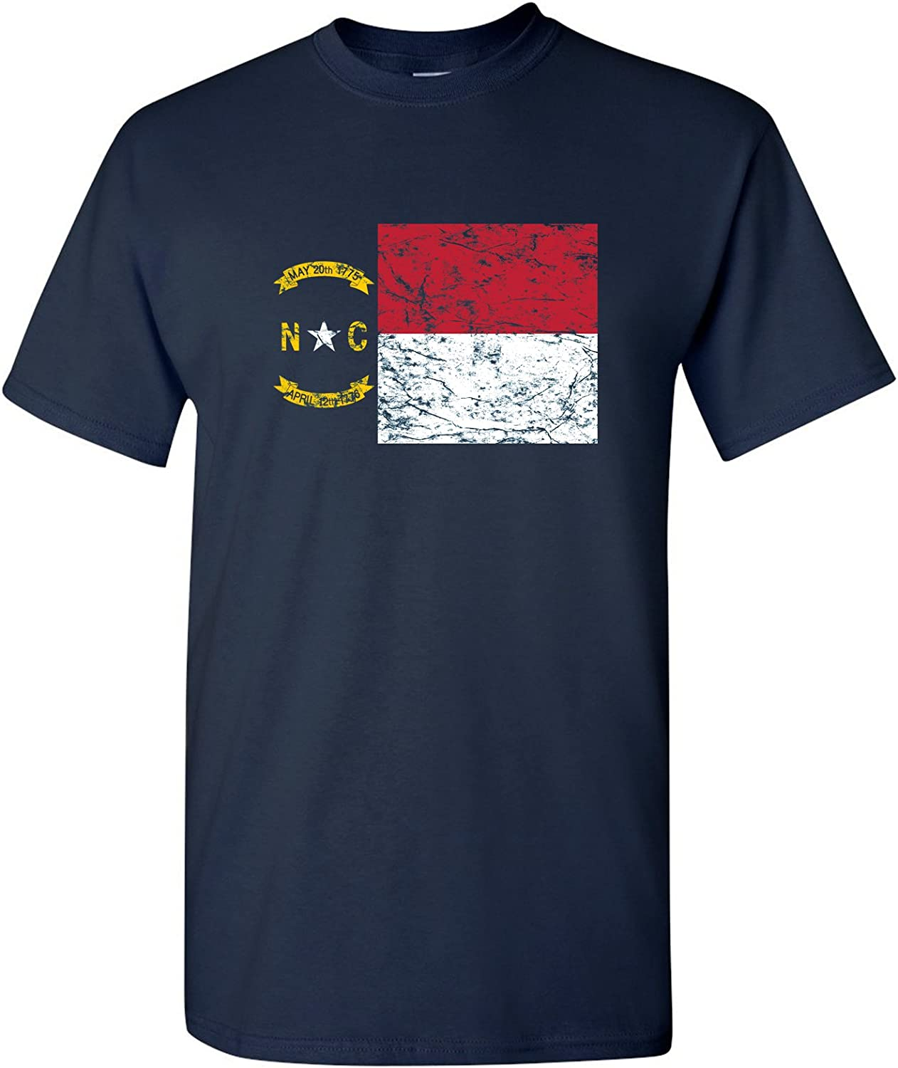 UGP Campus Apparel State Flag, Basic Cotton T, State Pride, Local Pride