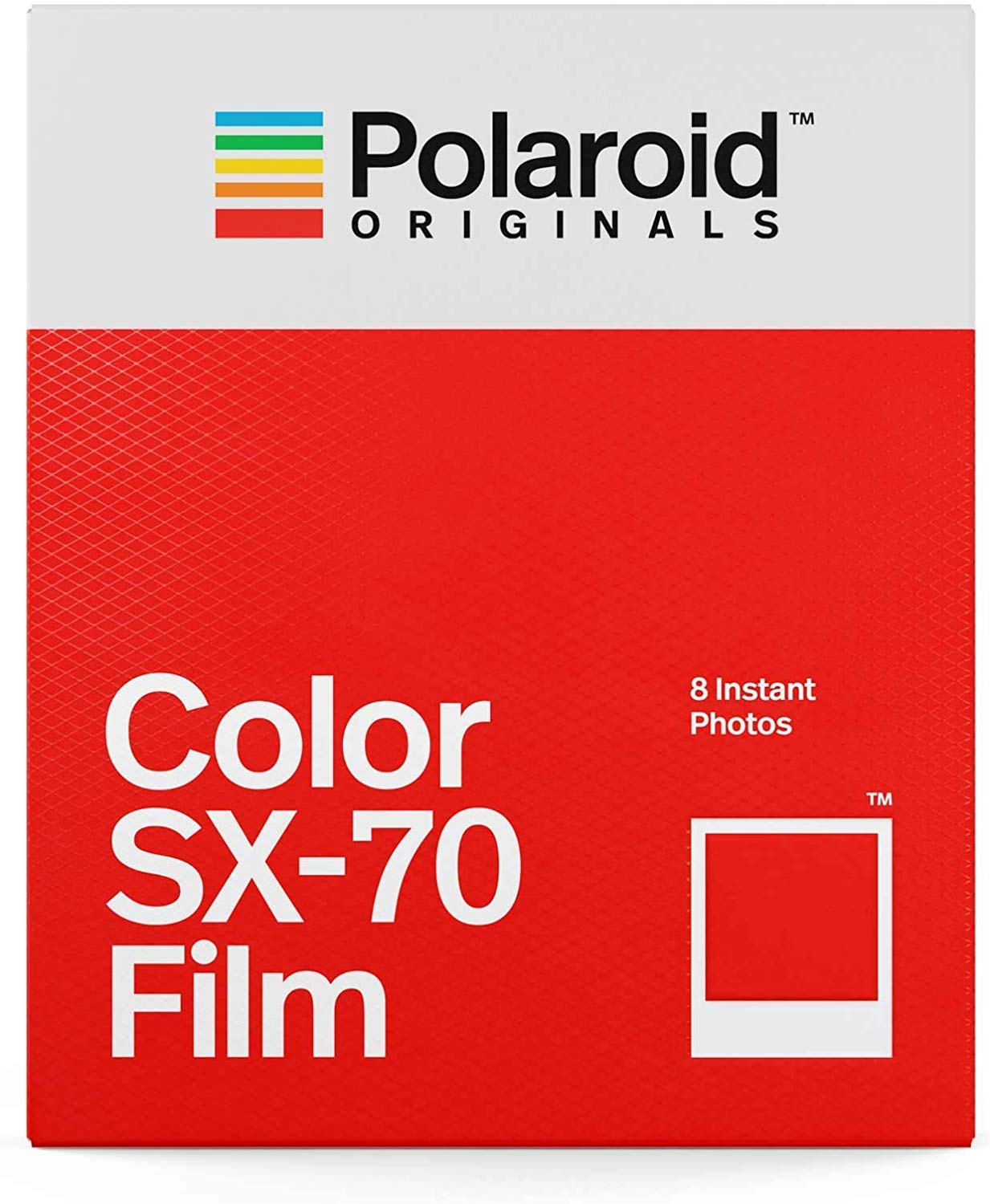 Polaroid Originals - 4676 - Película color para SX-70 Cámara ...