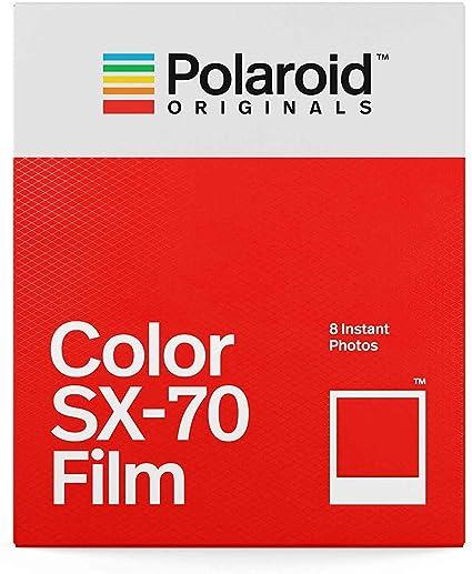 Polaroid Originals - 4676 - Película color para SX-70 Cámara ...