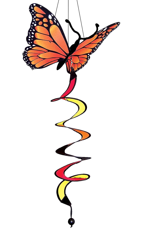 In the Breeze Monarch Butterfly Twister