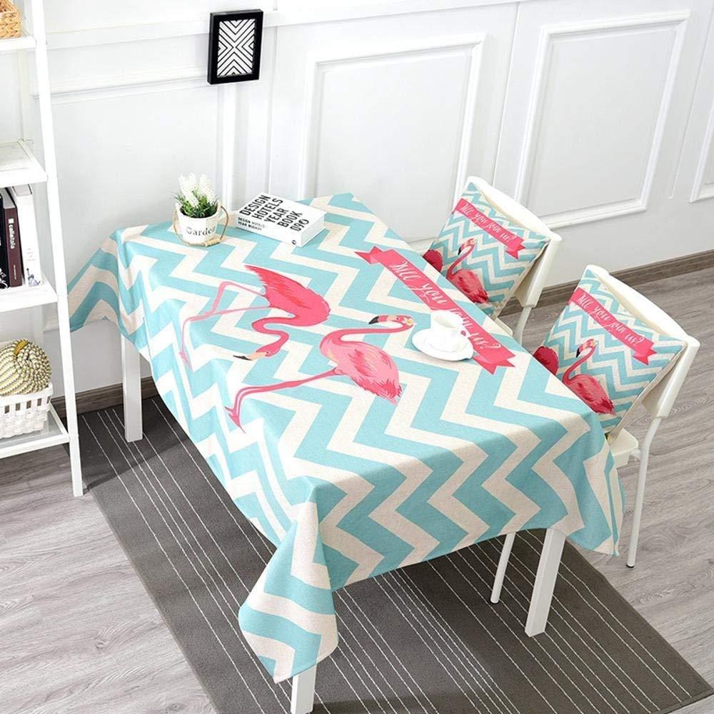 XixuanStore テーブルクロス肥厚綿テーブルクロスラウンドテーブルユニバーサル家庭用布カバー布 (Color : A, サイズ : 140*180cm) 140*180cm A B07PYT2TPH