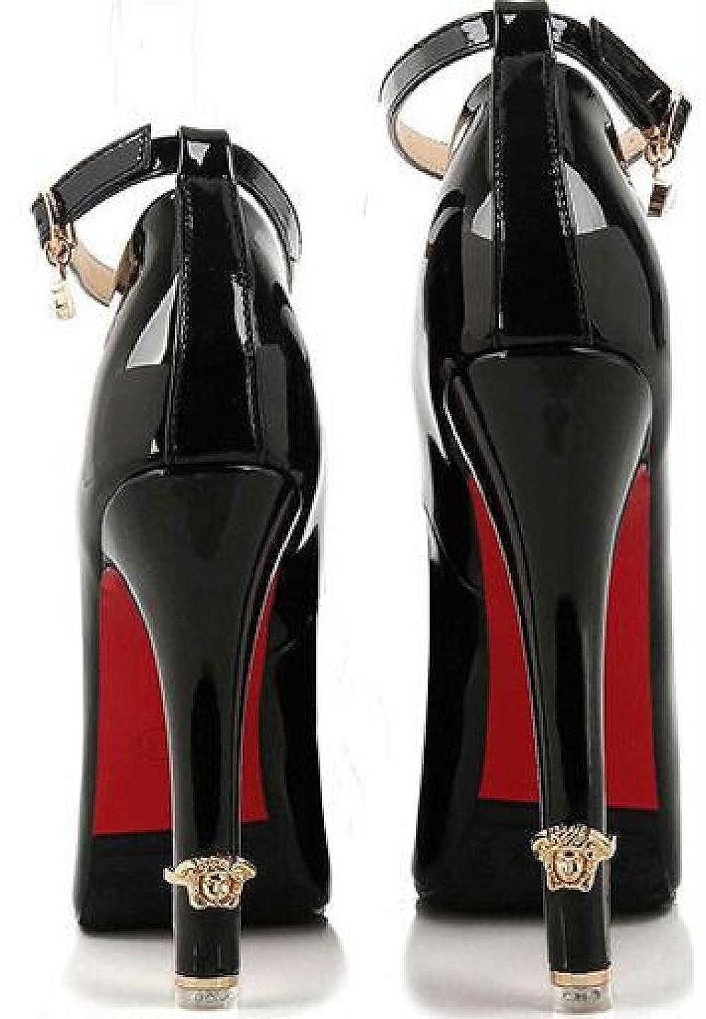 KNGMGK Tacones Taiwán A Prueba De Agua Zapatos De De De La Princesa Zapatos Sueltos Zapatos De Mujer 4b8b93