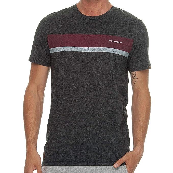 de67452856 Ragwear Hake Organic Hombre varón Camiseta