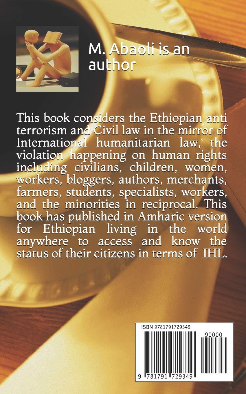 Ethiopian Civil Laws In Amharic Pdf