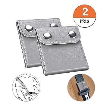 Auto Strap Positioner Lock Clip Seat Belt Adjuster Vehicle Car Safety Cover HOT