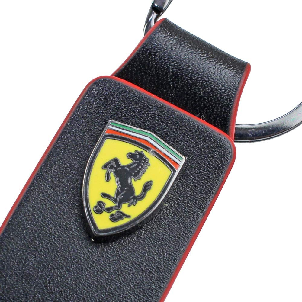 Amazon.com: Scuderia Ferrari Formula 1 2018 correa de piel ...