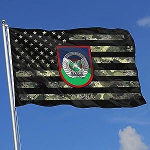 EROOU8W US Army US Airforce TACP Home Decoration Garden Logo 3x5 feet Canvas Flag