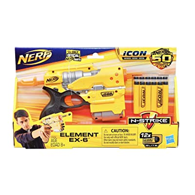 NERF Exclusive Edition ICON Series Element EX 6: Toys & Games
