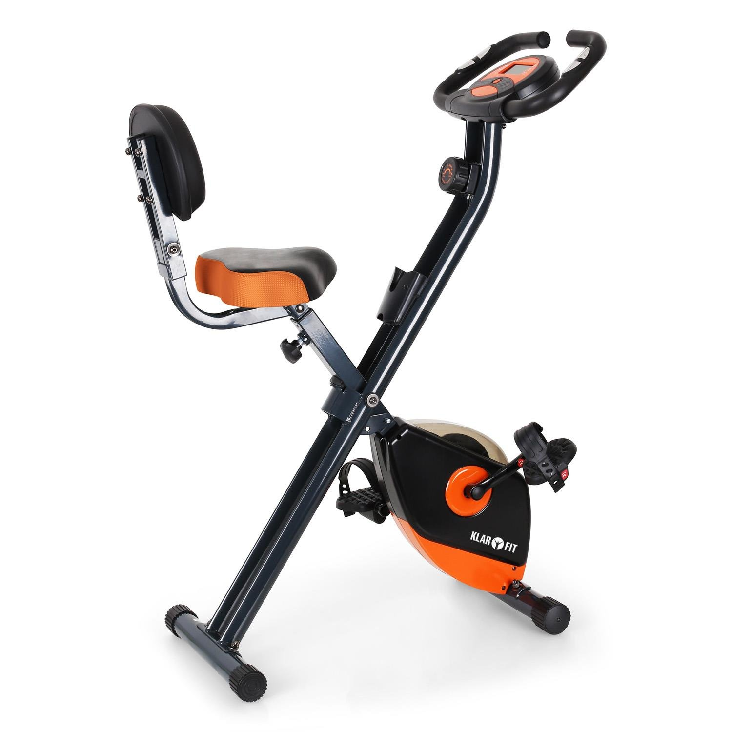 Klarfit X Bike 700 bicicleta estatica plegable