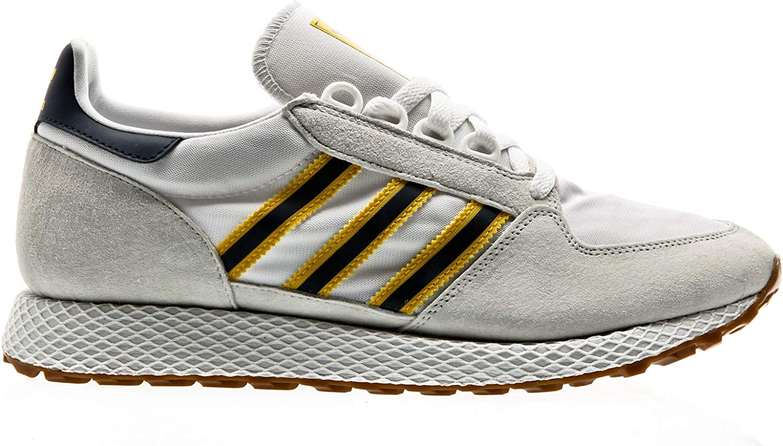 adidas Forest Grove, Zapatos de Escalada Hombre