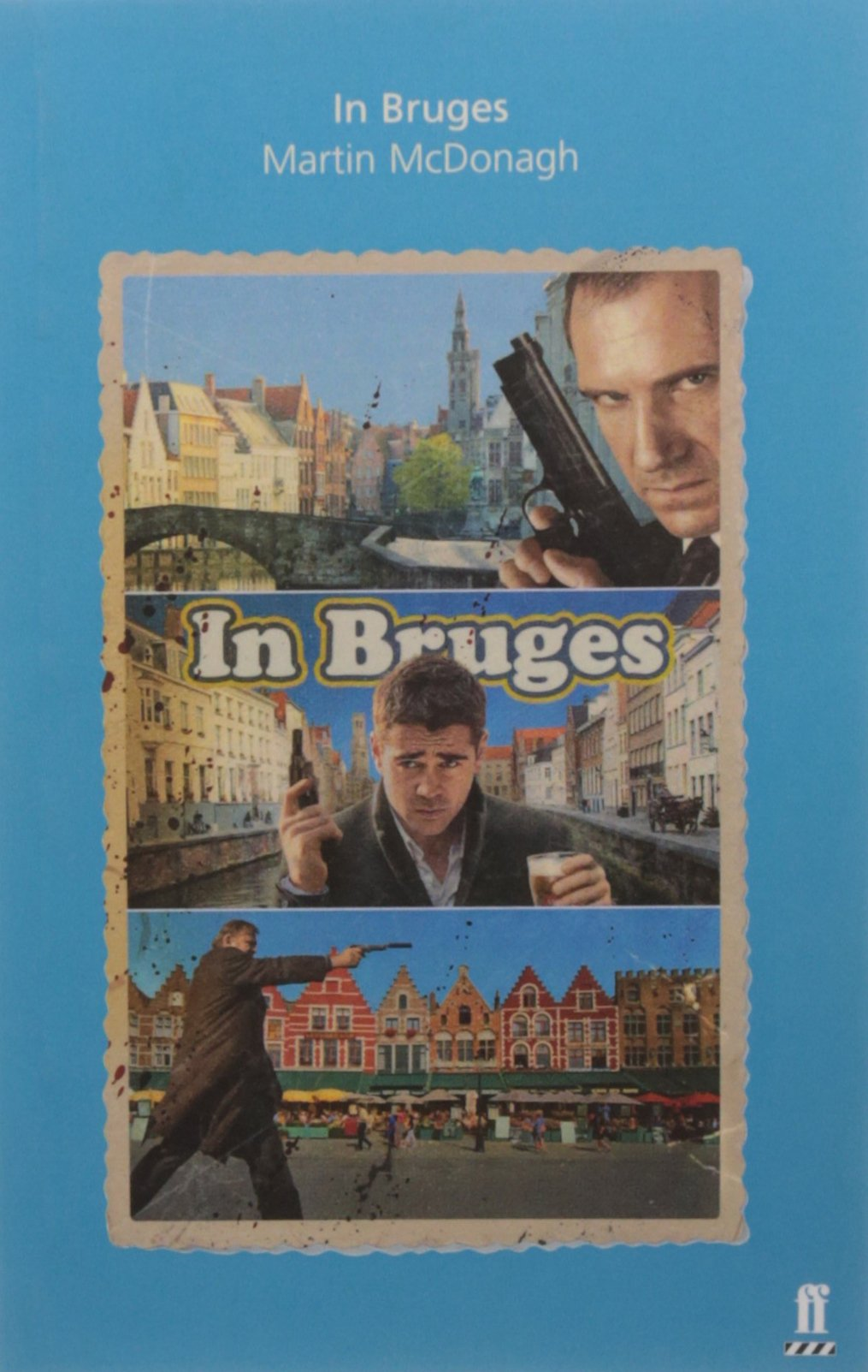 in bruges amazon co uk martin mcdonagh books
