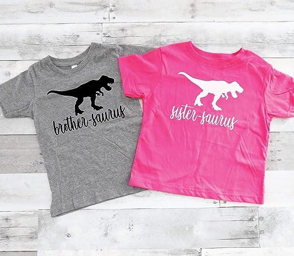 sisasaurus birthday shirt sibling dinosaur shirt sis-a-saurus shirt sister dinosaur birthday shirt sis-a-saurus dinosaur birthday shirt
