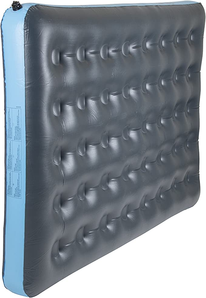 Matelas gonflable Bo-Camp Velours Air-XL 2-2-pers - 200x140x23 cm