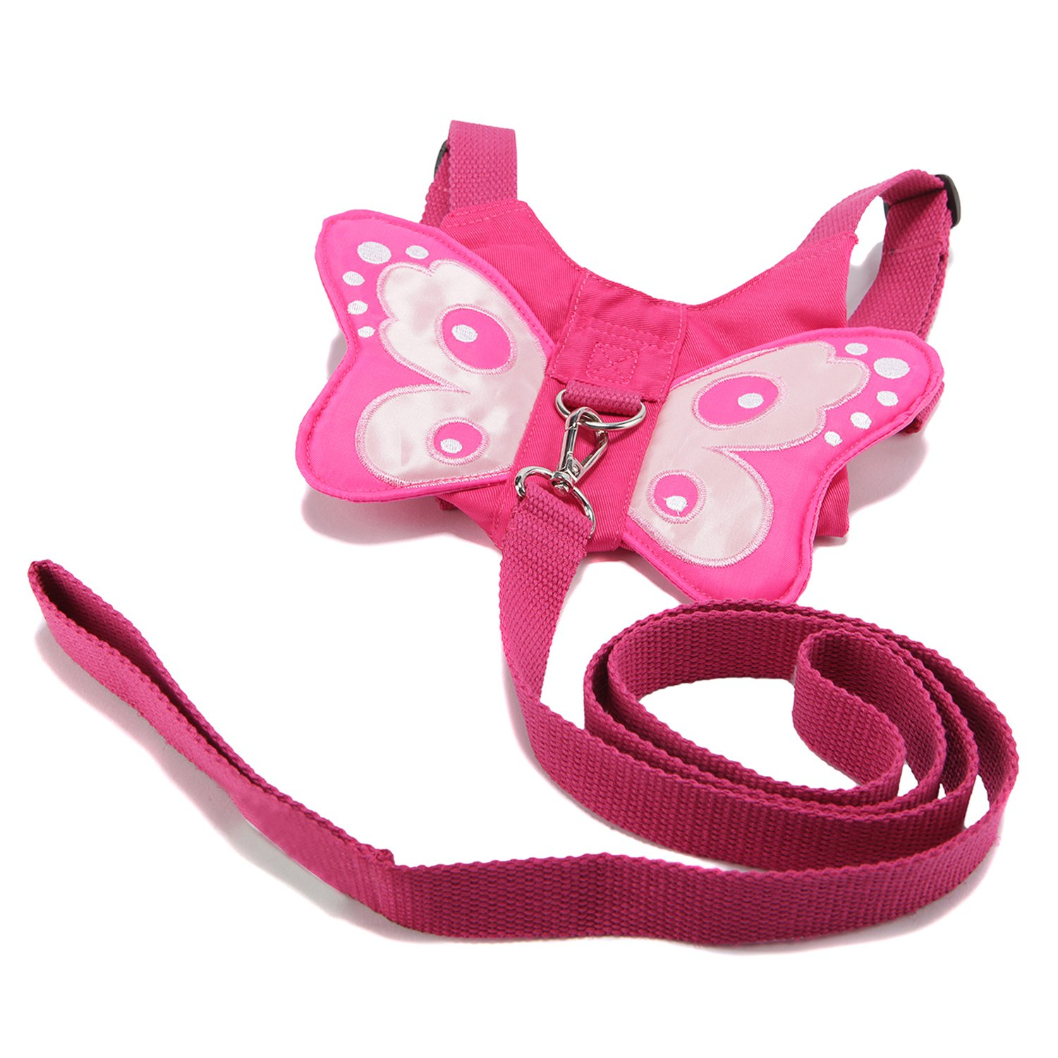 EPLAZA Baby Toddler Walking Safety Butterfly Belt Harness with Leash Child Kid Assistant Strap (a) by EPLAZA (Image #3)