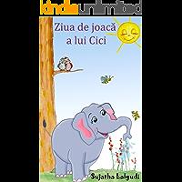 Jojo's Playful Day - A bilingual Romanian book for children