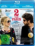2 Days in Paris [Blu-ray]