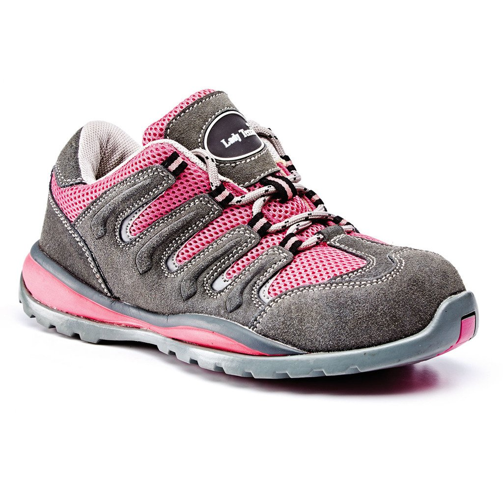 6fbe92a104a Belmont Safety Lady Terrain Ladies Safety Trainers ISO EN203145:2011  Available In Sizes 3-8