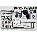 Nautilus U514 Upright Bike Replacement Hardware