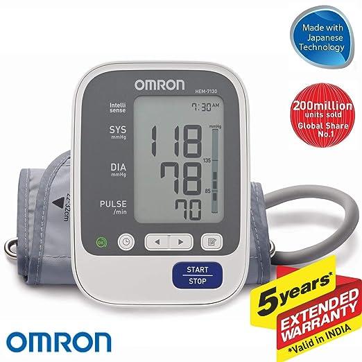 Omron HEM-7130 Blood Pressure Monitor