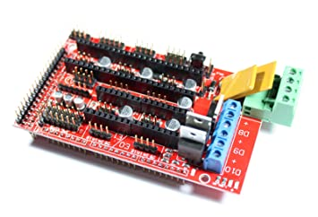RAMPS 1.5 RepRap 3D Printer Electronics Controller for Arduino Prusa i3 Mendel