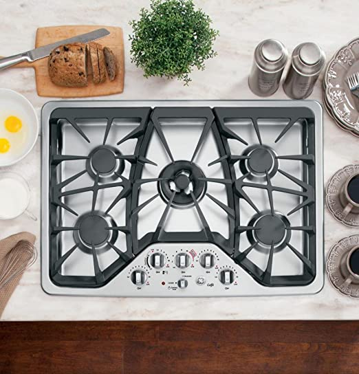 ilve viking gas cooktops
