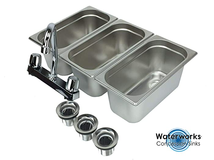 The Best Portable 3 Sink For Food Truck