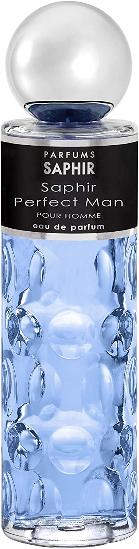 PARFUMS SAPHIR Perfect Man - Eau de Parfum con vaporizador para Hombre - 200 ml