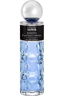 Saphir Perfect Man (Victorioso) Eau de Parfum con Vaporizador para Hombre - 200 ml