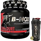 Betancourt Nutrition B-Nox Pre Workout Drink Mix, Grape, 35 servings - Plus Free B-Nox Shaker Bottle