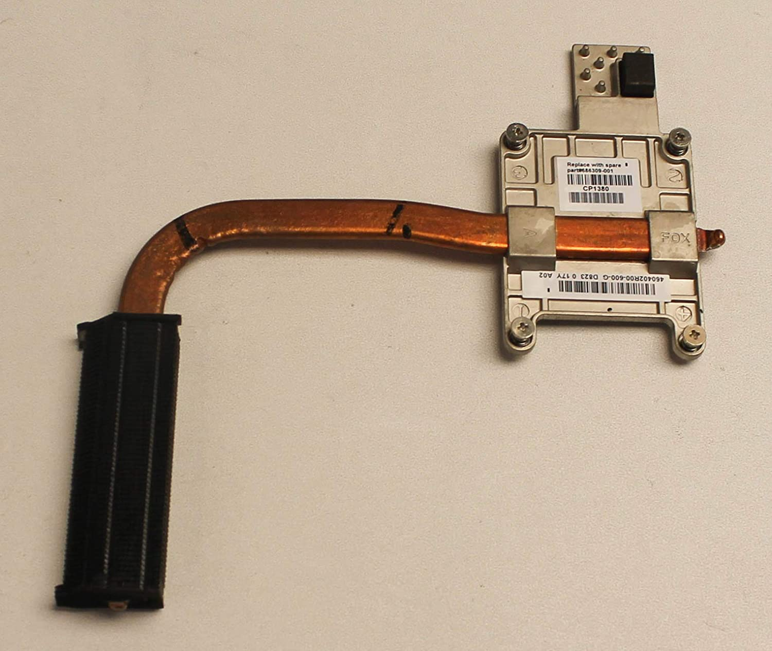 ACS COMPATIBLE with HP 6570b 8570p Cooling Heatsink Replacement