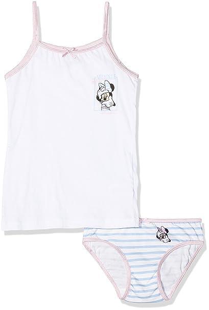 Disney Minnie, Conjunto de Ropa Interior para Niñas
