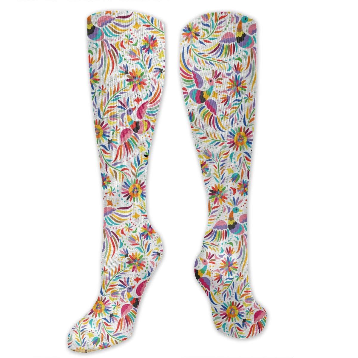 Men Multicolored Pattern Fashionable Fun Crew Cotton Socks Chanwazibibiliu Colorful Nature Inspired Ethnic Mens Colorful Dress Socks Funky