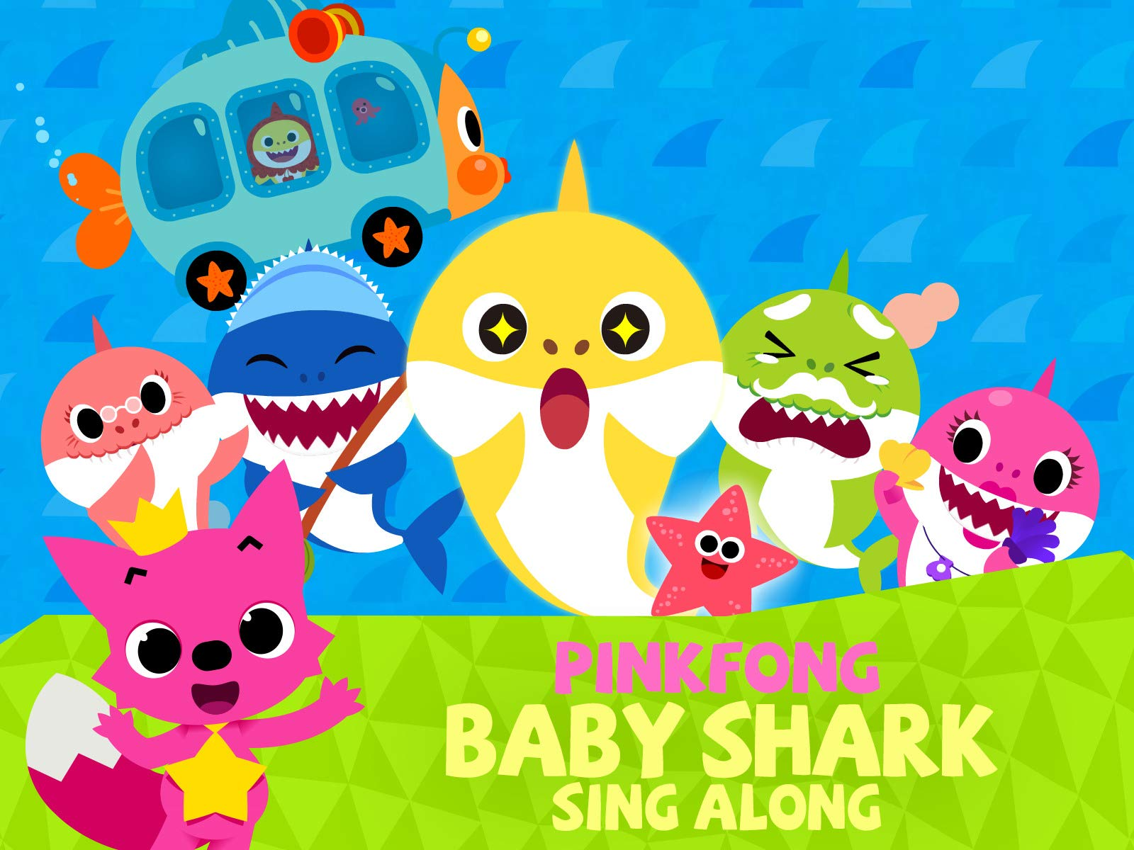 Amazon Com Watch Pinkfong Baby Shark Sing Along Prime Video