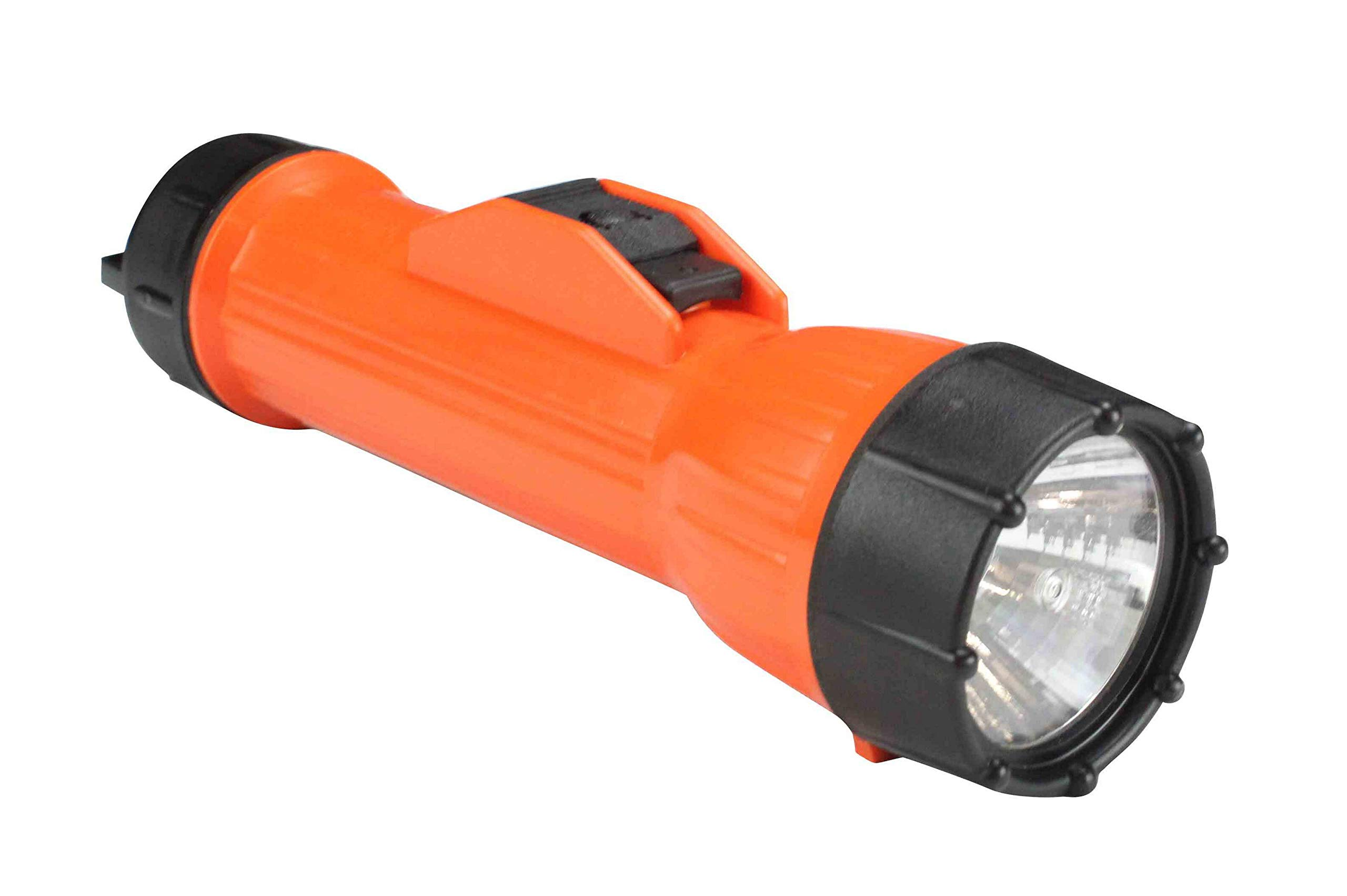 Explosion Proof LED Flashlight - 2 D-Cell - LE-217 - MADE IN THE USA - Waterproof Flashlight by Larson Electronics
