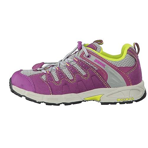 Meindl2044 13 - Zapatos con Cordones Niñas, Color, Talla 33 EU