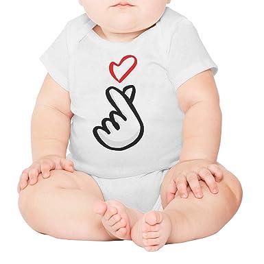 Amazon Juliuse Marthar Natural Organic Hand Heart Symbol Red
