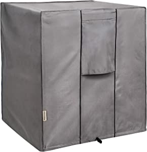 BOLTLINK Air Conditioner Covers for Outside Units, AC Unit Covers Outdoor Fits up to 34 x 34 x 30 inches