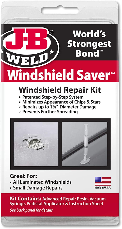 J-B Weld Windshield Repair Kit
