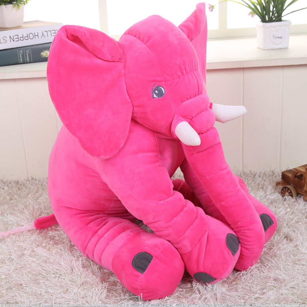 Soft Toys For Toddlers Religious : Large elephant pillow soft cushion stuffed baby kids plush