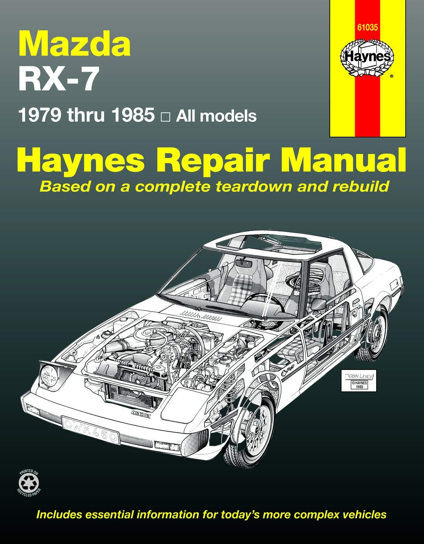 1986 Rx7 Wiring Diagram