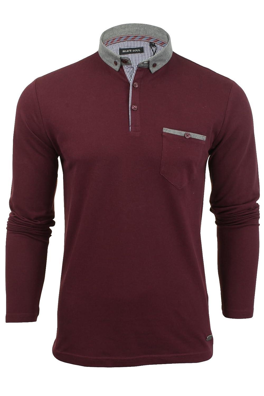 Brave Soul Men's Herae Sports Shirt MLT-69HERAE