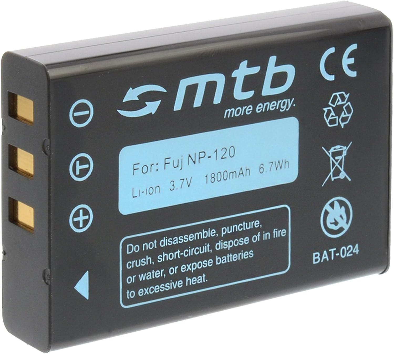 Videocámara batería para Aiptek AHD h12 Extreme
