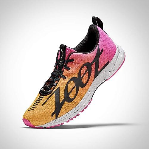 Zoot Frauen Laufschuh W Ultra TT Fade Leichter Triathlon Laufschuh mit Schnell-Einstiegshilfe und Entwässerungslöchern Größe US 9,5 / EU 41,5: Amazon.es: Zapatos y complementos